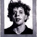 Chuck Close (American, b. 1940), Phil/Manipulated, 1982, hand-made paper, 68 in. x 52 in., Guild Hall Collection