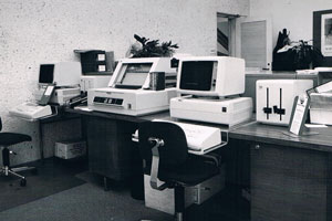 1986 Museum Office